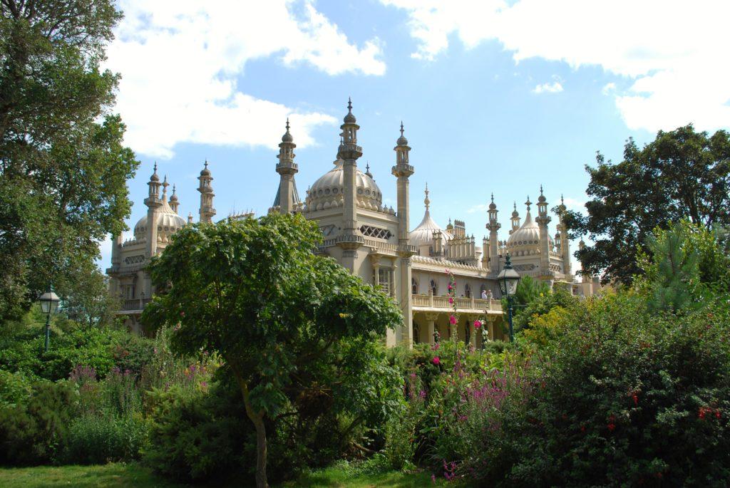 Il Royal Pavilion di Brighton in Inghilterra