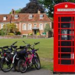 Cabina telefonica a Salisbury