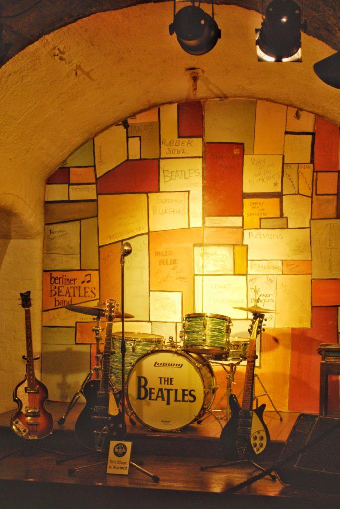 Museo dedicato ai Beatles a Liverpool