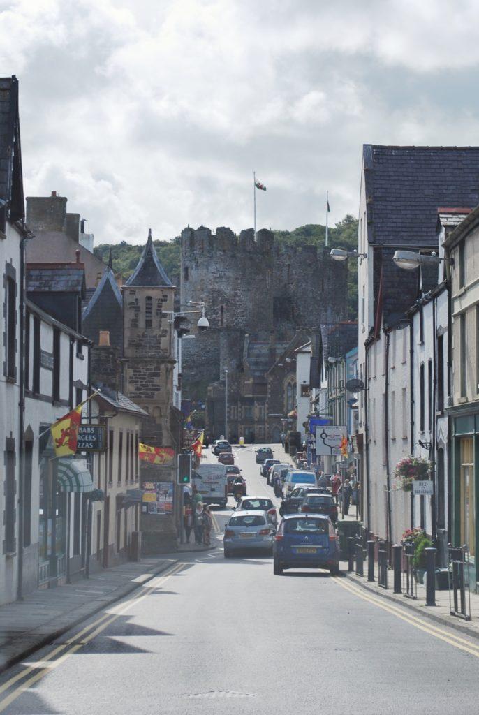 I castelli del Galles