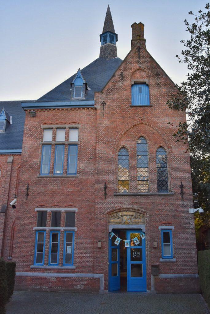 Il museo Groeningen di Bruges