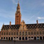 La Katholieke Universiteit di Leuven