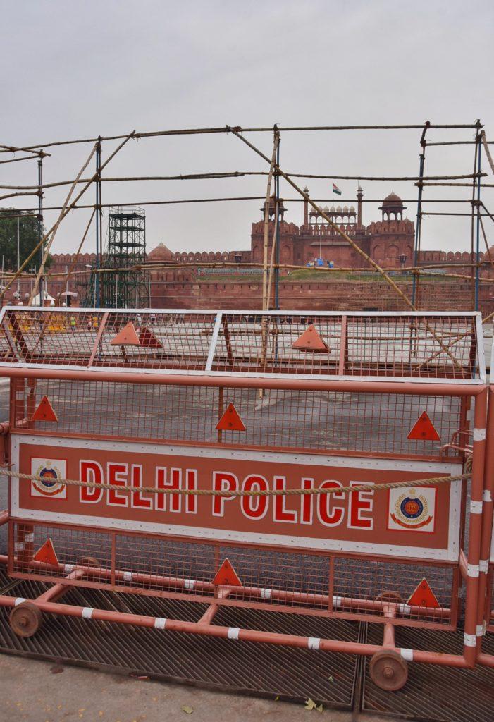 Il Forte Rosso di Delhi