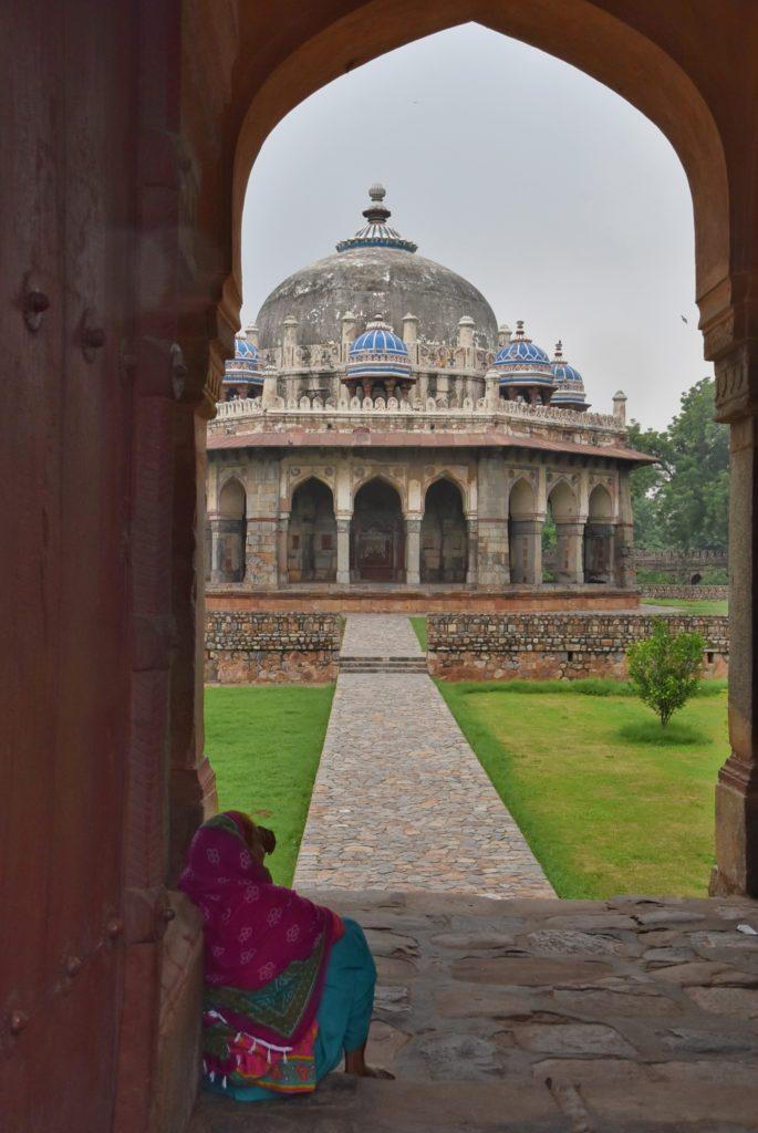 Tomba ottagonale a Delhi
