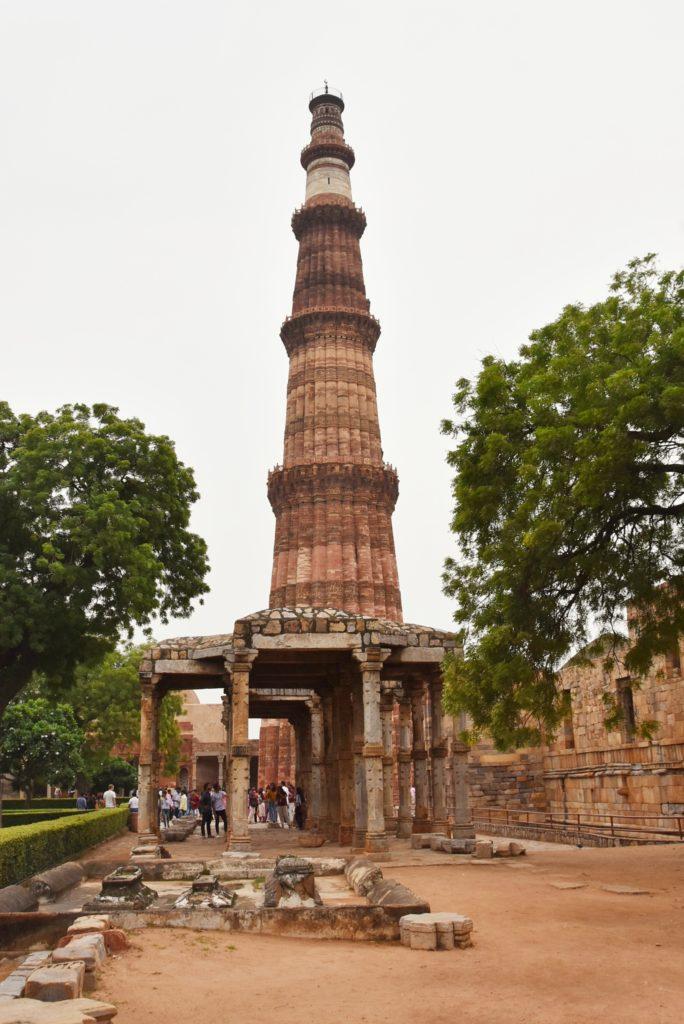 Il Qutar Minab di Delhi