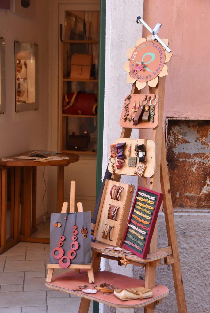Botteghe artigiane a Matera
