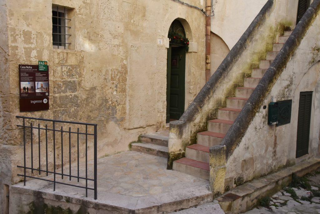 Casa Noha a Matera