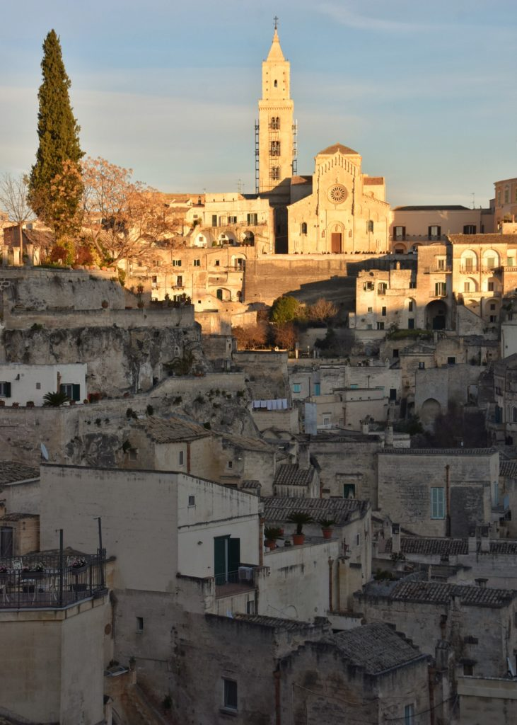 Cattedrale di Santa Maria della Bruna a Matera