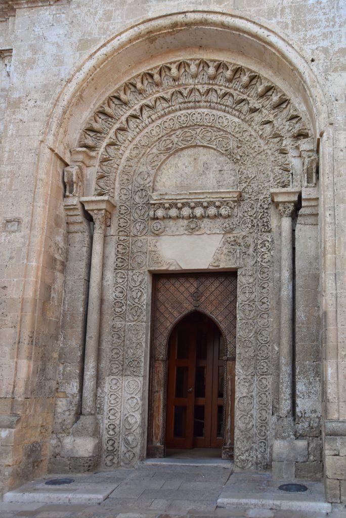 Portale della Chiesa di San Giovanni Battista