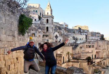 Felicità a Matera
